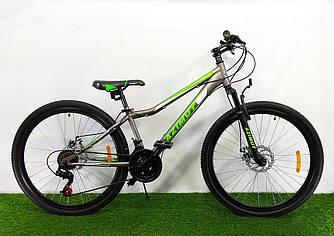 """Велосипед Azimut Forest 24"""" D рама 12,5"""
