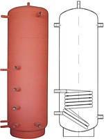 """Бак акумулюючий """"BakiLux"""" АБН-1Н-500 (з нижнім теплообмінником) (без ізоляції)"""