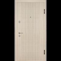 """Входная дверь """"Домино ТМ Riccardi"""" 2050x860мм (СТАНДАРТ) Дуб беленый"""