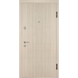 """Входная дверь """"Лагуна ТМ Riccardi"""" 2050x860мм (СТАНДАРТ) Дуб беленый"""
