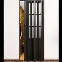 """Дверь гармошка """"Vinci Decor Symfonia"""" Эспрессо"""