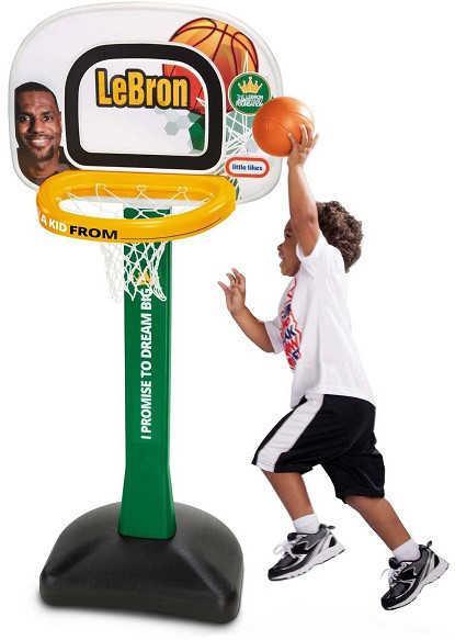 Дитячі набори для баскетболу