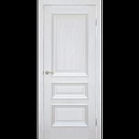 """Межкомнатная дверь ПВХ """"Сан марко 1.2 ПГ"""" ясень перламутр   (1 ЦВЕТ)"""