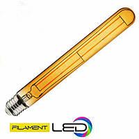 Светодиодная декоративная лампа Filament Led RUSTIC TUBE--6w