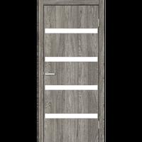 """Межкомнатная дверь ПВХ """"Зеркало 4.4"""" (5 ЦВЕТОВ NL)"""