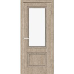 """Межкомнатная дверь ПВХ """"Флоренция 1.1 ПО"""" (2 ЦВЕТА)"""