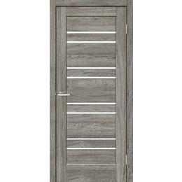 """Межкомнатная дверь ПВХ """"Rino 01G"""" (5 ЦВЕТОВ NL)"""
