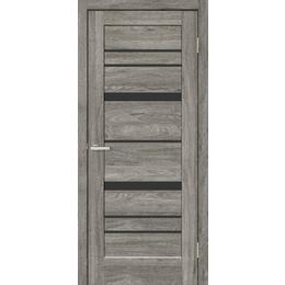 """Межкомнатная дверь ПВХ """"Rino 02G ЧС"""" (1 ЦВЕТ NL)"""