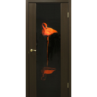 "Межкомнатная дверь ШПОН ""Премьера ФП Фламинго"""