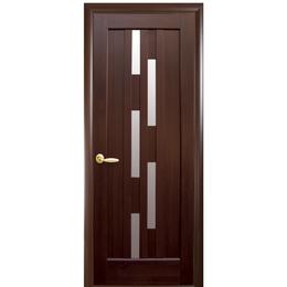 """Межкомнатная дверь ПВХ """"Лаура"""" (4 ЦВЕТА)"""