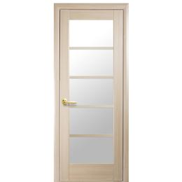 """Межкомнатная дверь ПВХ """"Муза"""" (5 ЦВЕТОВ)"""