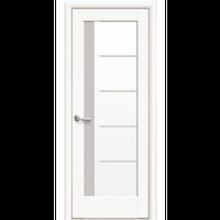 """Межкомнатная дверь ПВХ """"Грета"""" (Белый мат)"""