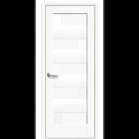 """Межкомнатная дверь ПВХ """"Пиана Глухая"""" (Белый мат)"""