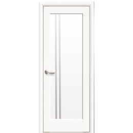 """Межкомнатная дверь ПВХ """"Делла"""" (Белый мат)"""
