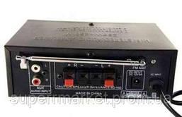Усилитель  ресивер  Sony AK-699D c USB, SD, FM, фото 2