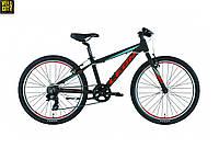"""Велосипед 24"""" Leon Junior RIGID 2019"""