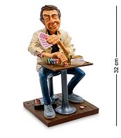 "Коллекционная статуэтка ""Мистер Покерфейс"" Forchino FO-85545"