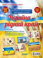 Дитина в соціумі. Україна - рідний край (274211)