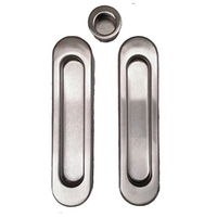 Ручка на раздвижные двери (40kg) (SN Сатин)