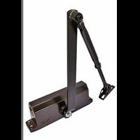 Доводчик для двери KEDR A 062 (Коричневый) 60-85 кг