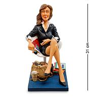 "Коллекционная статуэтка ""Бизнес-леди"" Forchino FO-85546"