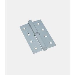 Петли для межкомнатной двери KEDR 125*75 LR (CR Хром)