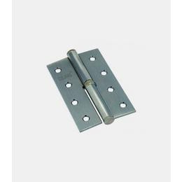 Петли для межкомнатной двери KEDR 125*75 LR (AB Бронза)