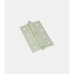Петли для межкомнатной двери KEDR 125*75 LR (G Золото)