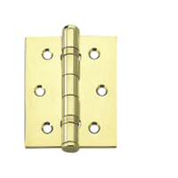 Петли для межкомнатной двери KEDR 75*62 B2 (G Золото)