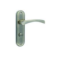 Ручка дверная на планке KEDR 62.323 WC
