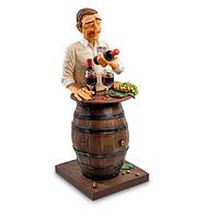 "Коллекционная статуэтка ""Коллекционер вина"" Forchino FO-85547"