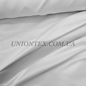 Ткань атлас прокатный белый, Турция