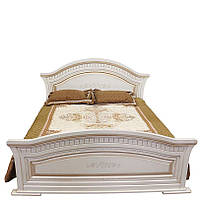 """Кровать двуспальная 1.6 """"Николь"""" , фото 1"""