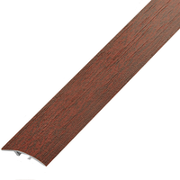 Ламинированный профиль,порог арт.П-10 (390) 40х3 мм махагон