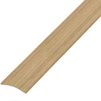 Ламинированный профиль,порог  арт.П-4 (202) 20х3 мм бук горчичный