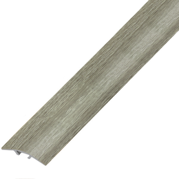 Ламинированный профиль ,порог арт.П-5 (100) 28х5,4 мм дуб пепельный