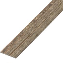 Ламинированный профиль,порог арт.П-8 50х2 мм дуб капучино