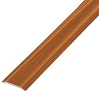 Окрашенный профиль,порог арт.О-240 24х3 мм вишня