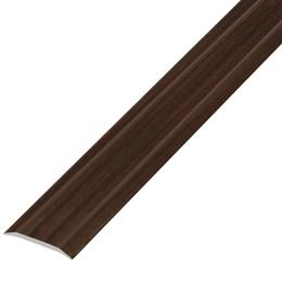 Окрашенный профиль,порог арт.О-240 24х3 мм венге