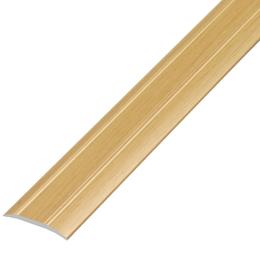 Окрашенный профиль,порог арт.О-280 29х4,5 мм дуб светлый