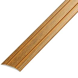Окрашенный профиль,порог арт.О-280 29х4,5 мм орех