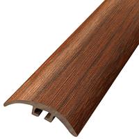 Пластиковый профиль арт.ППл-1 42х5,4 мм вишня