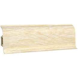 Плинтус напольный Decoplast Line 58mm (750)