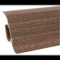 Плинтус напольный Ideal 55mm (орех миланский 292)