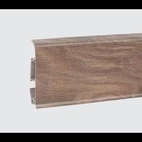 Плинтус напольный Korner Evo 70mm (Сандаловое дерево)