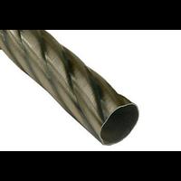 Карниз труба крученная 16мм 2 метра(Антик, Сатин, Золото, Хром, Оникс) 2 метра