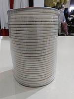 Резинка шляпная 3мм цв S-571 бежевый молочный (уп 50м) Veritas