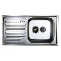 Кухонная мойка Haiba 78*43 decor