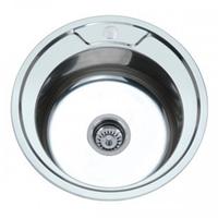 Кухонная мойка врезная ZERIX  Z490-08-180D DECOR