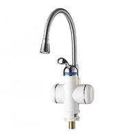 Проточный водонагреватель Zerix  с рефлекторным гусаком на мойку